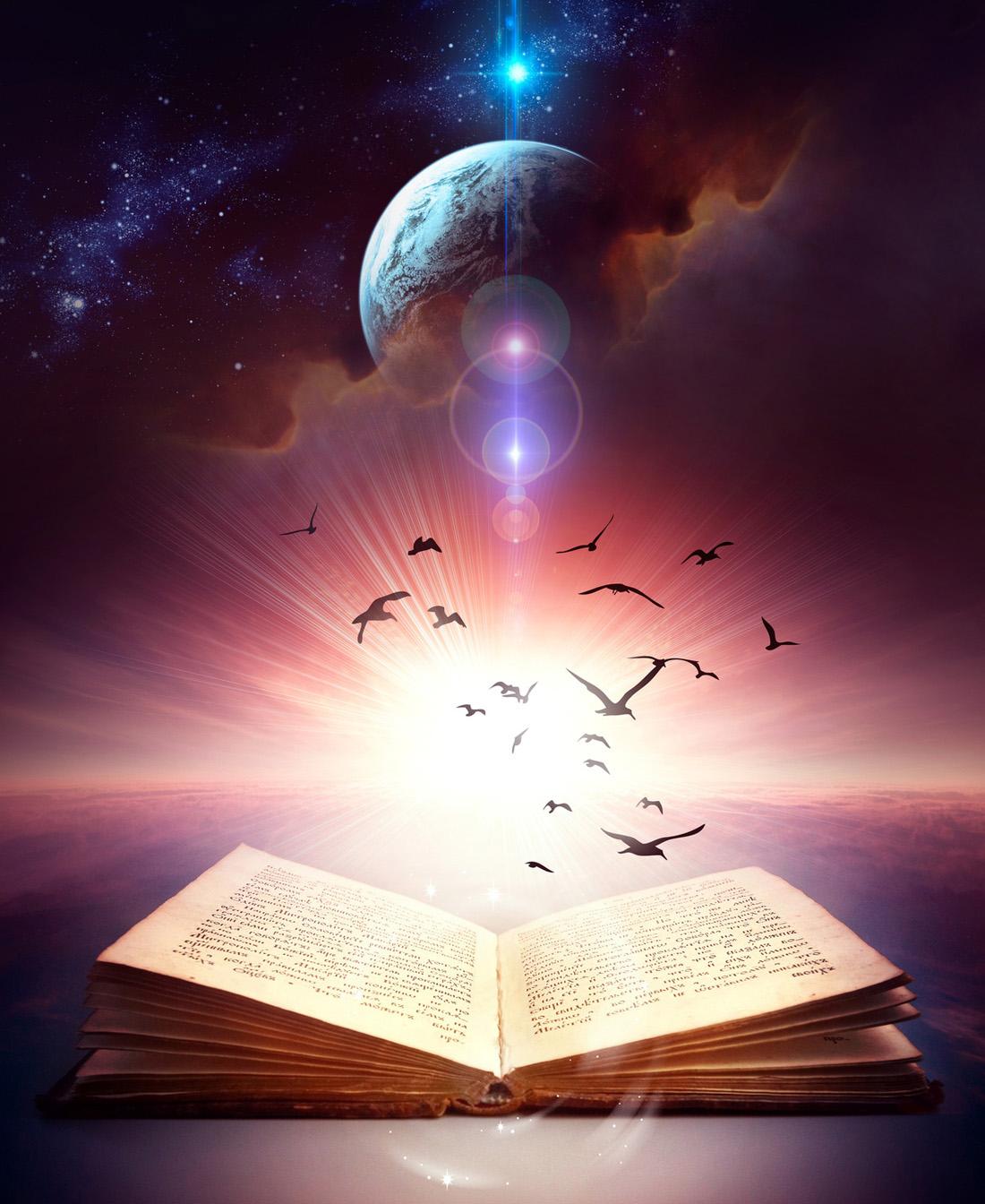 Come ebbe origine la divinazione?